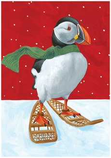 Puffin Snowshoes