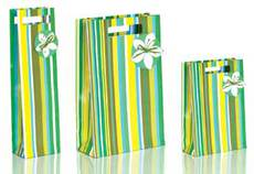 Summer Stripe Bags