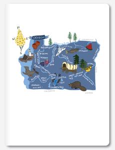 Hello: Oregon Notebook