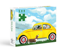 Allport Dubs and Dogs Puzzle - 500pc
