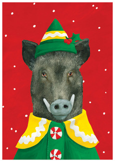 Boar Elf