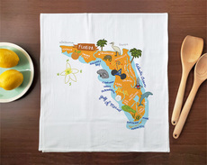 Hello: Florida Towel