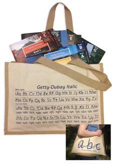Getty-Dubay Tote Bag