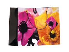 Bold Flowers Large Bag