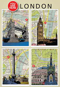 London: You Are Here
