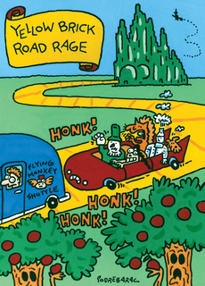 Yellow Brick Road Rage