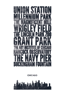 Cityprint: Chicago