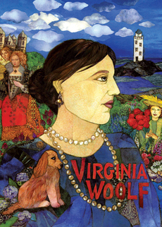Virginia Woolf Collage