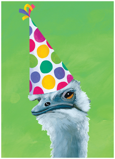Party Ostrich