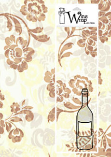 Leonora Wine Wrap