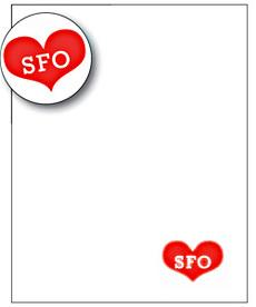 SFO Heart