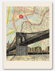 Brooklyn Bridge Notebook