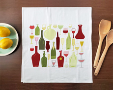 Kitchen: Wine Towel