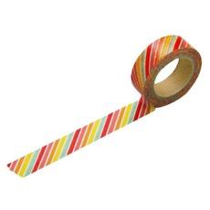 Rainbow Diagonal Washi Tape