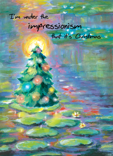 Impressionism Holiday