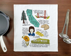 State Facts: California Towel