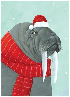 Walrus Scarf