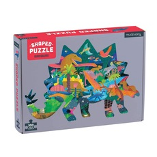 Dinosaur Shaped Puzzle - 300pc