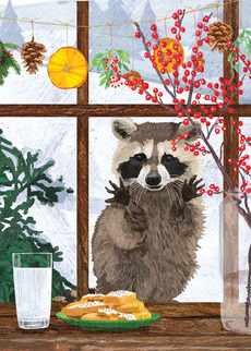 Hearth Raccoon