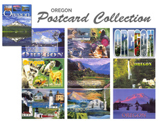 Oregon Postcard Pack