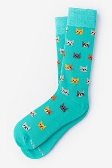 Not Kitten Around Socks