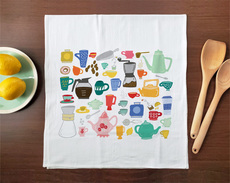 Kitchen: Coffee Towel
