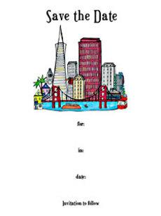 San Francisco 4x6
